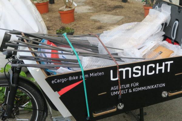 Agentur Umsicht eCargo-Bike zum Mieten