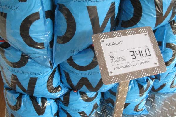 Rundgang Abfall & Recycling