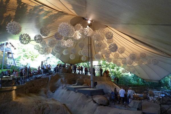 Eisflocken Gletschergarten