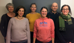 Team Umweltlehrpersonen Umsicht
