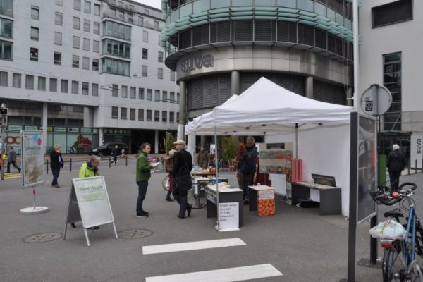 Food Waste Kleinausstellung