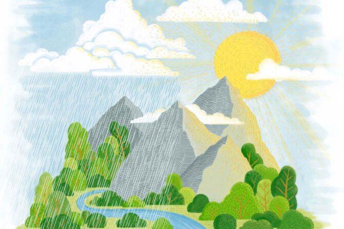Themenkoffer Wetter für Schulen